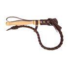 Нагайка Донская, деревянная ручка, коричневая