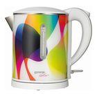 Чайник электрический Gorenje K15KARIM, 2200 Вт, 1.5 л, белый/рисунок