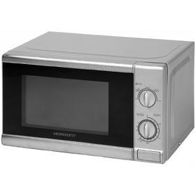 Микроволновая печь Horizont 20MW700-1378BLS, 20 л, 700 Вт, серебристый