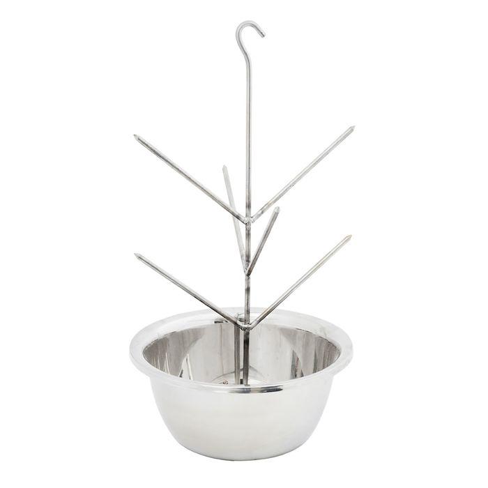 Ёлочка-шампур для тандыров, диаметр 20 см
