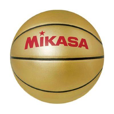 Мяч баскетбольный, Mikasa GOLD BB, цвет золотой