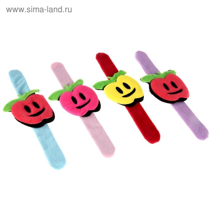"""Карнавальный браслет """"Яблоко"""", цвета МИКС"""