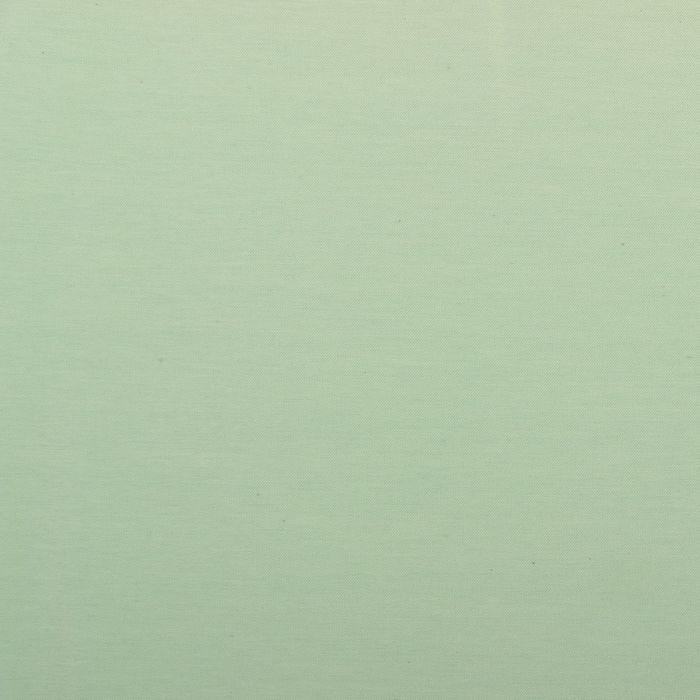 Ткань для столового белья с ГМО однотонная ш.155, дл.10м, цв.мятный, пл. 192 г/м2