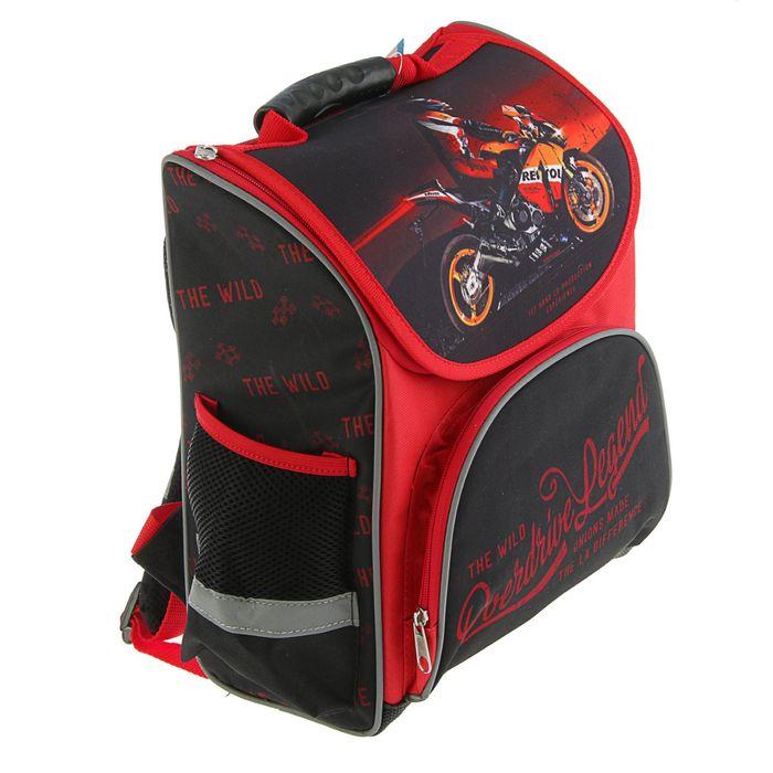 4071625fa58e ... Ранец Стандарт Limpopo Premium box 35x28x16 см, эргономичная спинка  Moto ...