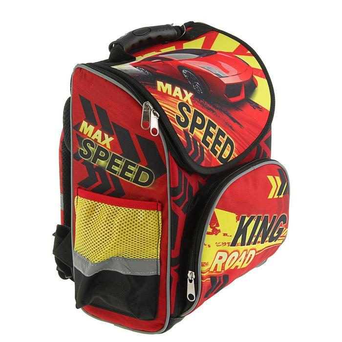 282d65b84903 Ранец Стандарт Limpopo Premium box 35x28x16 см, эргономичная спинка Max  Speed - фото 8903583