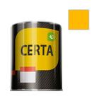 Эмаль термостойкая «Церта», ж/б, до 400 °С, 0,8 кг, жёлтая