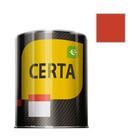 Эмаль термостойкая «Церта», ж/б, до 400 °С, 0,8 кг, ярко-красная