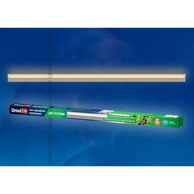 Светильник светодиодный Uniel, для растений, 10Вт, IP40, 550мм, спектр для фотосинтеза