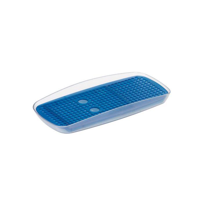 Подставка Tescoma CLEAN KIT для моющего средства и губки, цвет МИКС