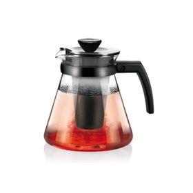 Стеклянный чайник Tescoma TEO, с ситечками для заваривания, объём 1,25 л