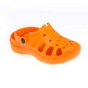 Пантолеты пляжные арт. BQK00024-14 (оранжевый) (р. 29) Ош