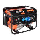 Генератор бензиновый PATRIOT GP 6510, 13л.с., 220В, 5.5 кВт, 25л