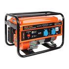 Генератор бензиновый PATRIOT Max Power SRGE 2500, 6.5 л.с., 220В, 2.2 кВт, 15 л