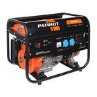 Генератор бензиновый PATRIOT GP 5510, 13 л.с., 220В, 4.5 кВт, 25 л