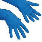 Перчатки Vilenda для профессиональной уборки, многоцелевые, размер М, цвет голубой