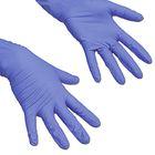 Резиновые перчатки для профессиональной уборки «ЛайтТафф», размер L, цвет сиреневый