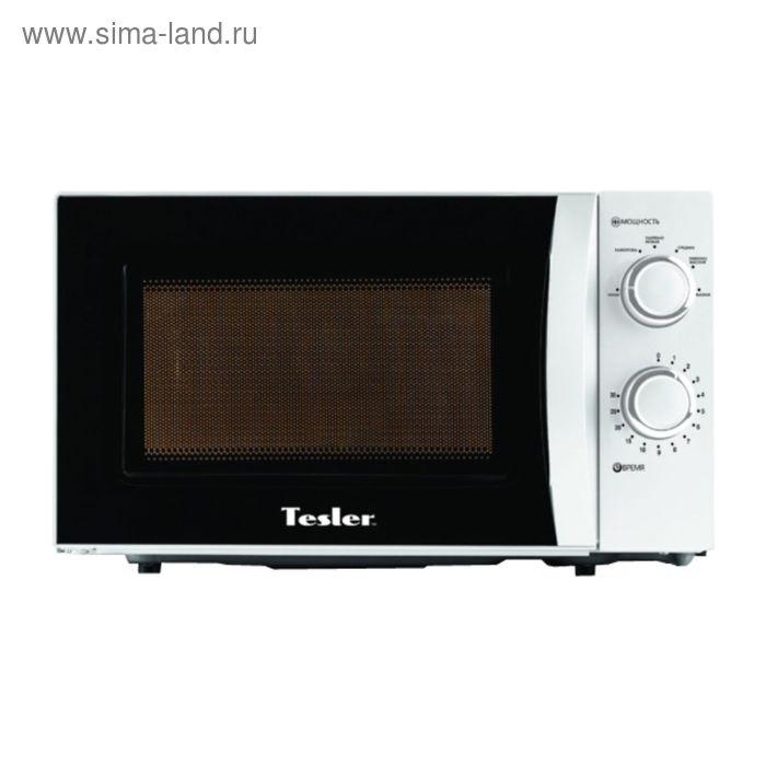 Микроволновая печь Tesler MM-2038, 20 л, 700 Вт, белый