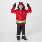 """Карнавальный костюм """"Пожарная охрана"""", 5-7 лет"""