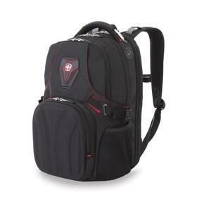 Рюкзак Wenger 15, чёрный, полиэстер, 900D, 47 х 21 х 36 см, 35 л
