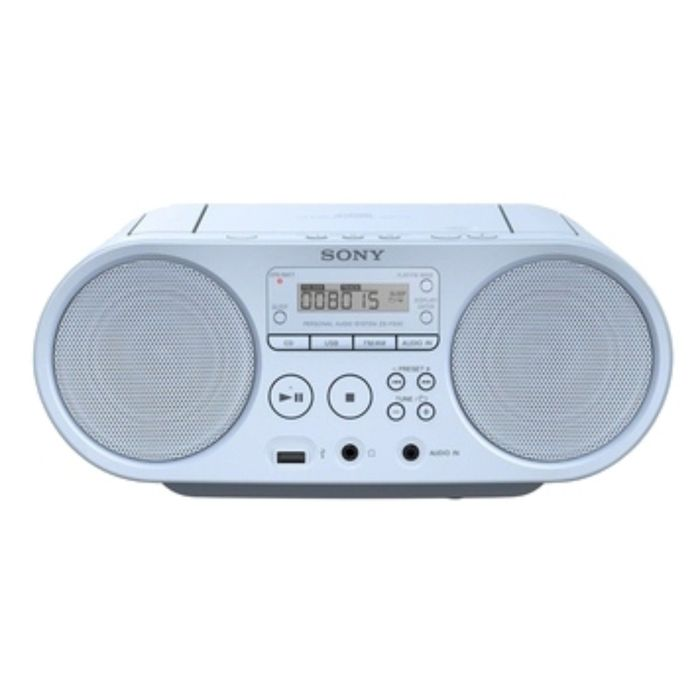 Магнитола Sony ZS-PS50L синий