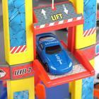 Парковка «Автодом», 3 уровня, в комплекте 4 машины - фото 105644199
