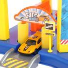 Парковка «Автодом», 3 уровня, в комплекте 4 машины - фото 105644201