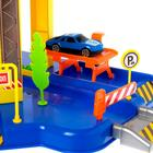 Парковка «Автодом», 3 уровня, в комплекте 4 машины - фото 105644203