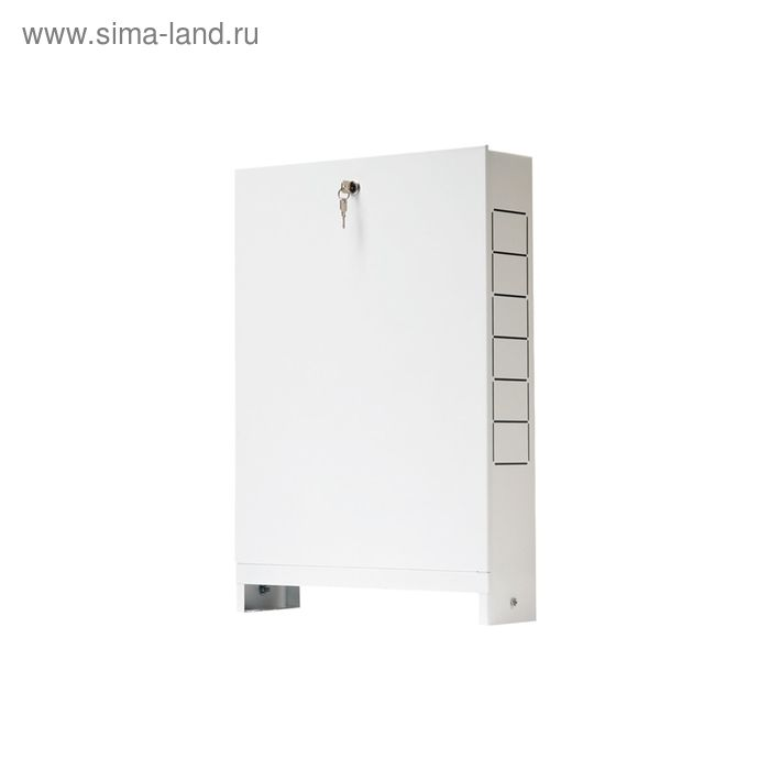 Шкаф распределительный STOUT, встроенный, 6-7 выходов, 670х125х596, SCC-0002-000067