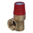 """Клапан STOUT SVS-0001-002515, предохранительный, 25х1/2"""""""