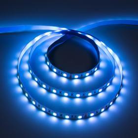 Светодиодная лента Uniel, 24В, SMD5050, 5 м, IP20, 14.4Вт/м, 60 LED/м, RGB