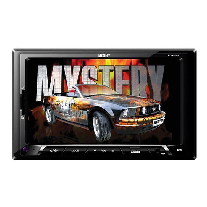 Автомагнитола Mystery MDD-7005 2DIN 4x50Вт