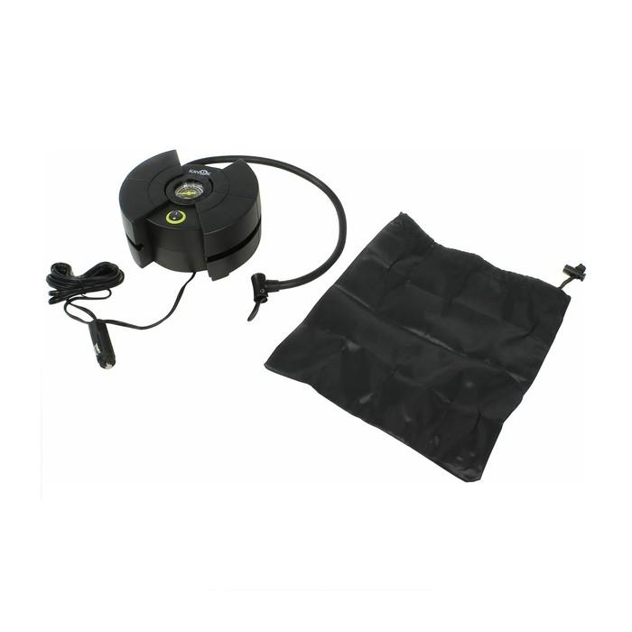 Автомобильный компрессор Качок K30, 15 л/мин, 10 А