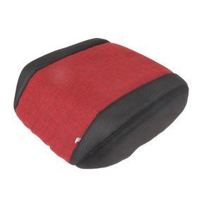 Бустер для перевозки детей в автотранспорте, группа 3, цвет красный Ош