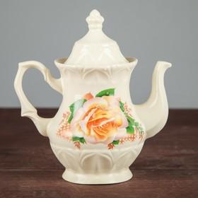 Чайник заварочный 'Монарх' 0,5 л, вишня Ош