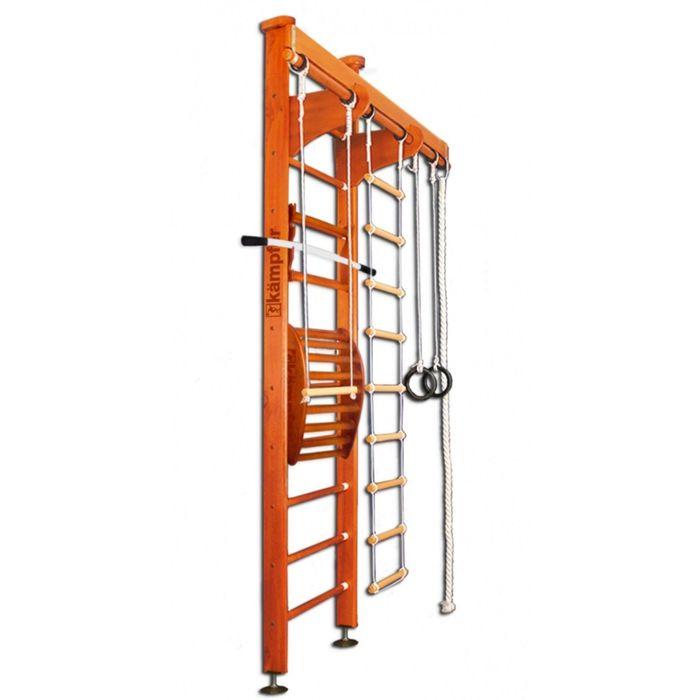 Домашний спортивный комплекс Kampfer Wooden Ladder Maxi Ceiling №0 Без покрытия