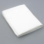 Полотно под чехол для гладильной доски 130×52 см, цвет белый