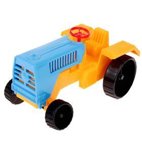 Трактор Денни-мини №6, цвета МИКС