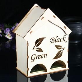 """Чайный домик """"Green & Black"""""""