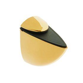 Полкодержатель PALLADIUM 61015-L, цвет золото полированное, 2 шт ,.