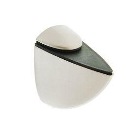 Полкодержатель PALLADIUM 61015-L, цвет сатиновый никель, 2 шт.