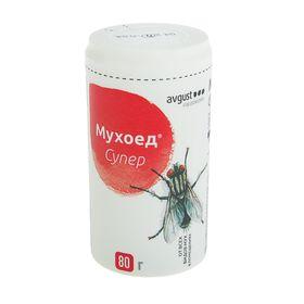Средство от мух Мухоед Супер, гранулы, 80 г