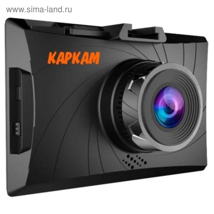 """Видеорегистратор Carcam Каркам T3 1920х1080,3.5"""",140°,G-сенсор"""