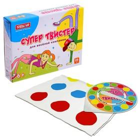 Игра «Супер Твистер»