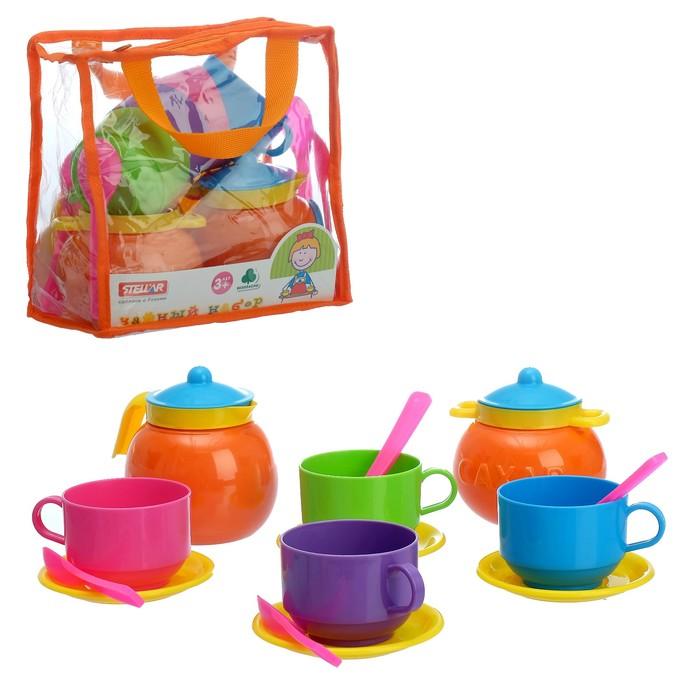 """Посуда детская """"Чайный набор"""""""