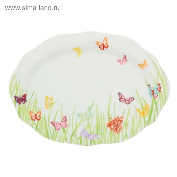 Тарелка овальная Farandole 24 см