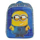 Рюкзачок детский Миньоны. Universal Studios 28*21*12,5 мал синий 31910