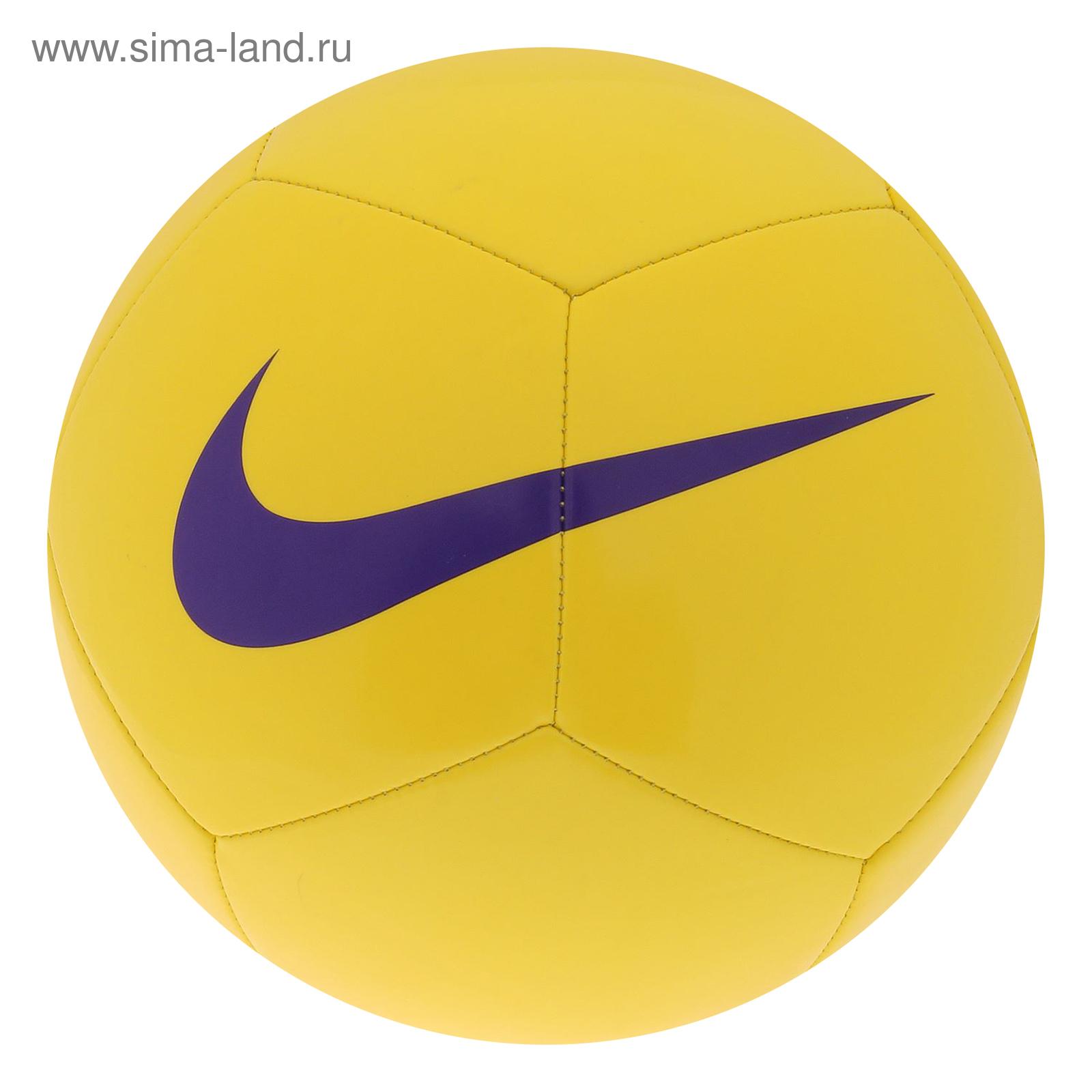 Мяч футбольный NIKE Pitch Team c790dce34bf9c
