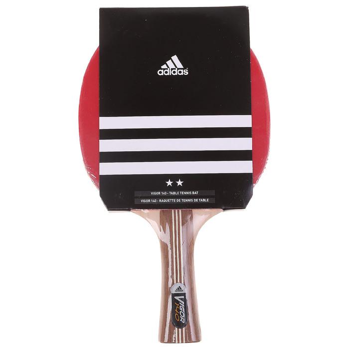 Ракетка для настольного тенниса Adidas Vigor 140, 2 звезды, накладка 1,8 мм