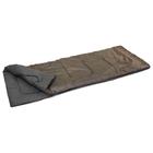 Спальный мешок «СО2XL», размер 200х85 см, +5/+20 °С, цвет хаки