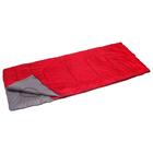 Спальный мешок «СО2XL», размер 200х85 см, +5/+20 °С, цвет красный